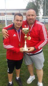 vítězní trenéři